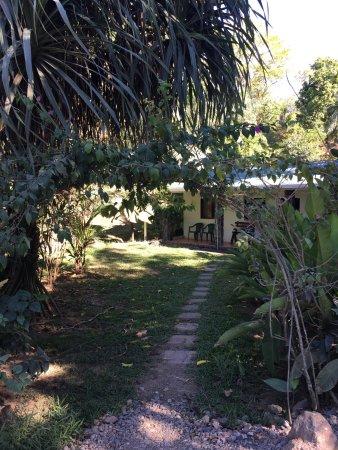Casita Corcovado: entrance