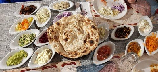 Achla Platinum Grill : Achla restaurants - starters