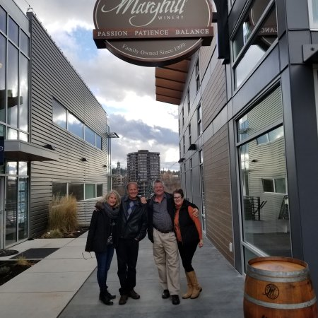 Spokane, WA: Maryhill Winery