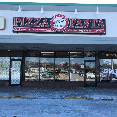 Joe S Pizzeria Restaurant Holbrook Ny
