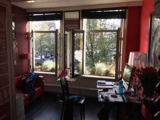 Boutique B&B Kamer01: Red Room