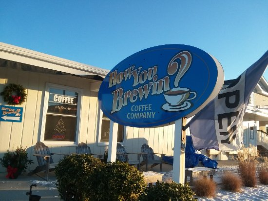Surf City, NJ: How ya Brewin'?
