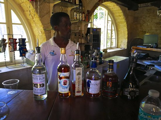 Foursquare Rum Distillery Tours