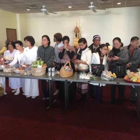 Dallas Buddhist Center Thai Food
