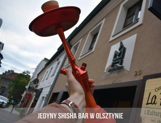 Masoneria shisha bar: ul. Kołłątaja 20