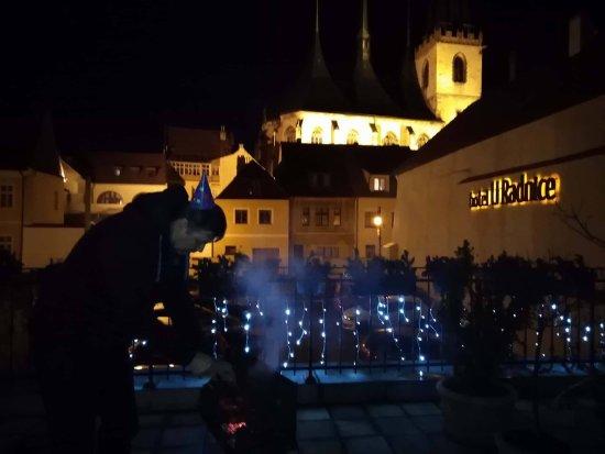 Louny, República Checa: Terrasse Grill