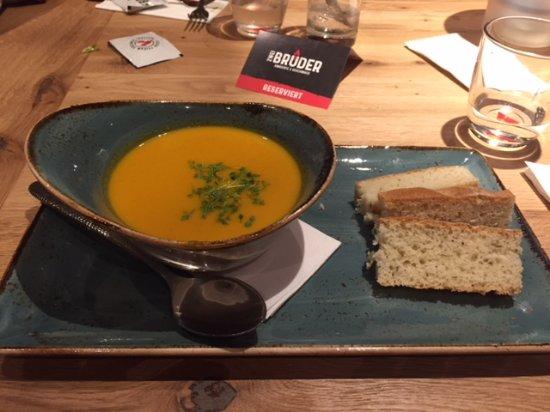 Alsdorf, Alemania: Carrots-Ginger soup