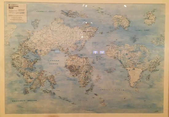 Cantor Arts Center: The map that makes your brain hurt