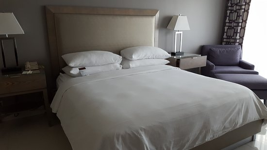 Doubletree by Hilton Grand Hotel Biscayne Bay: King bed