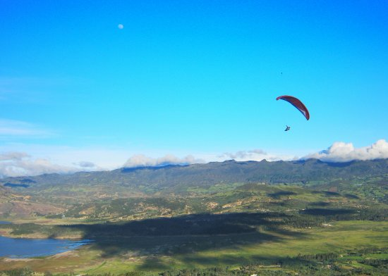 High Wind Parapente
