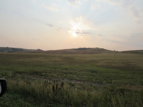 Custer State Park: amazing view