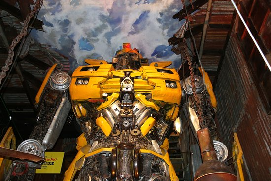 Ripley's Believe It or Not! Amsterdam: Interno del museo