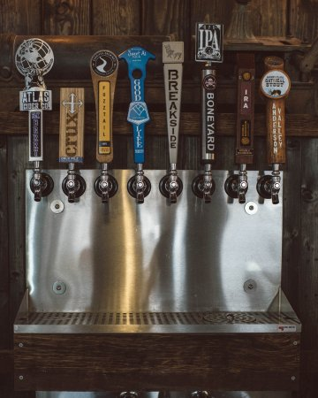 Sisters, OR: We dedicate at least one tap to Oregon's emerging breweries while also featuring Oregon's top br