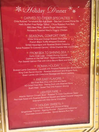 Remarkable Holiday Menu Items Picture Of The Buffet At Wynn Las Download Free Architecture Designs Scobabritishbridgeorg