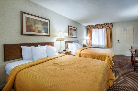 Troy, AL : Guest room