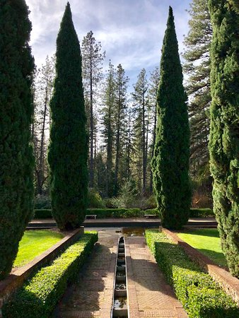 Gardens at the Empire Mine in Grass Valley CA