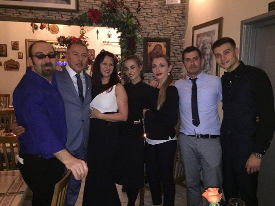 Alexandros Greek Restaurant and Deli: Happy New Year 2018