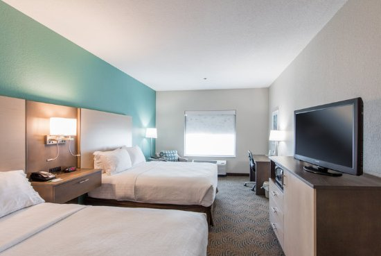 Holiday Inn Hotel & Suites Lake City : Guest room