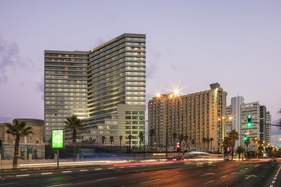 InterContinental David Tel Aviv: Exterior