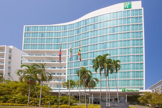 Holiday Inn Cartagena Morros: Exterior