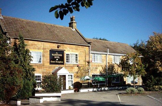 Great Broughton, UK: Exterior