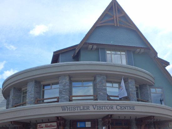 how to get to whistler village bus