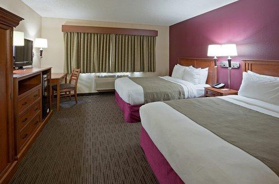 Proctor, MN: Guest room