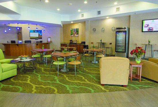 Holiday Inn Gainesville University Center: Lobby