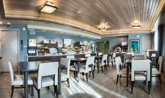 Holiday Inn Express: Restaurant