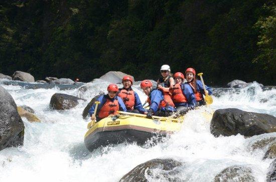 Tongariro River White Water Rafting...