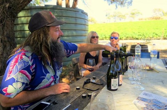 Full-Day Small-Group Barossa Valley Wine Exploration Tour from...
