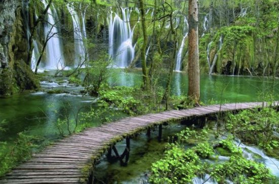 Full-Day Tour of Plitvice Lakes...