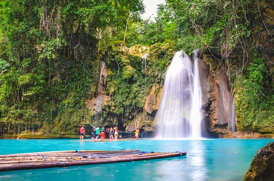 Moalboal Islands and Kawasan Falls...