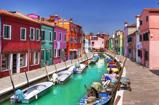 4小时威尼斯泻湖游船:穆拉诺岛和布拉诺岛