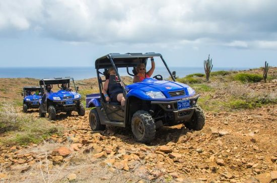 Small-Group Half-Day UTV Adventure...