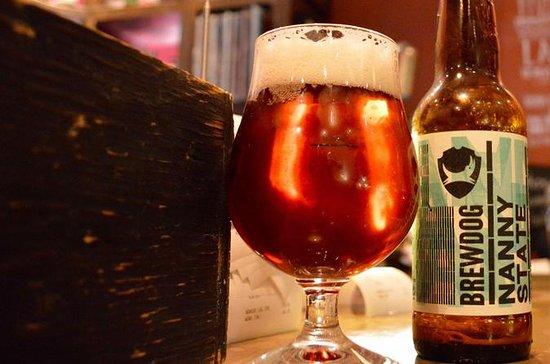 Die Oslo Bier & Käse Verkostung