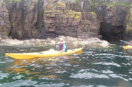 Full Day Sea Kayaking around Gairloch