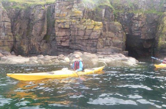 Caiaque no Mar em torno de Gairloch