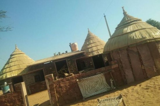 1 Night Stay In Desert Jodhpur