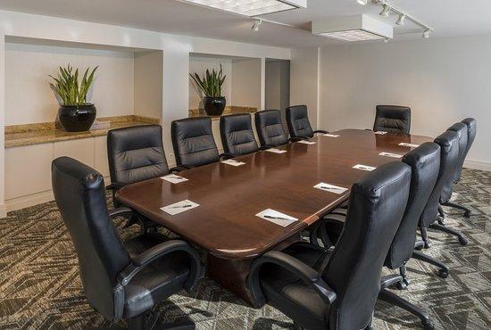 Radisson Hotel Salt Lake City Downtown: Meeting room