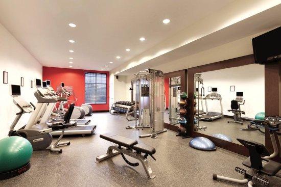 Hilton Garden Inn Fargo: Health club