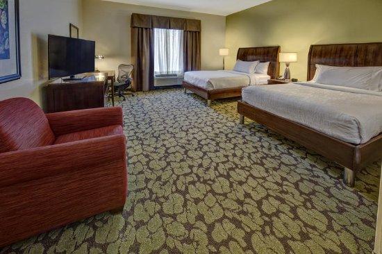 Guest Room Billede Af Hilton Garden Inn Memphis Wolfchase Galleria Cordova Tripadvisor