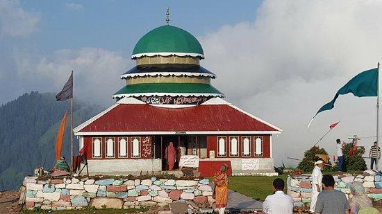 The shrine of Pir Chinasi