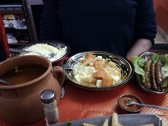Yvetot, Francia: Restaurant Royal Couscous