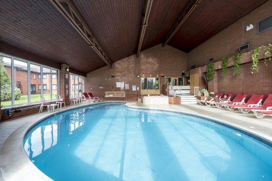 South Normanton, UK: Pool