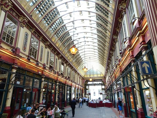 Leadenhall Market London All You Need To Know