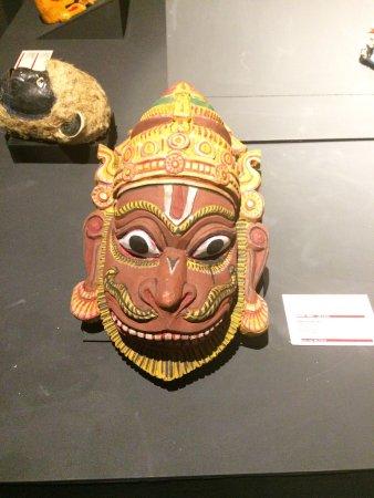 Mask, Karnataka, National Museum