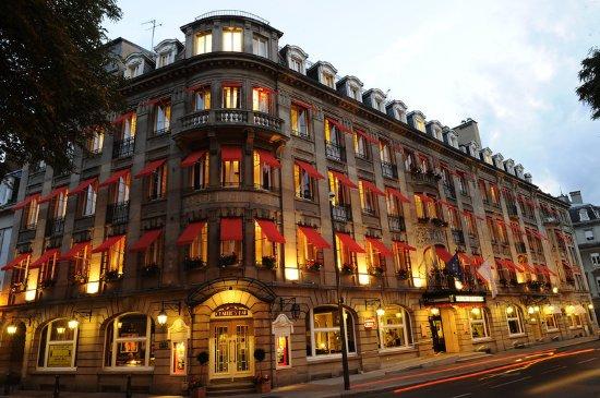 hotel du parc mulhouse france voir les tarifs 131. Black Bedroom Furniture Sets. Home Design Ideas
