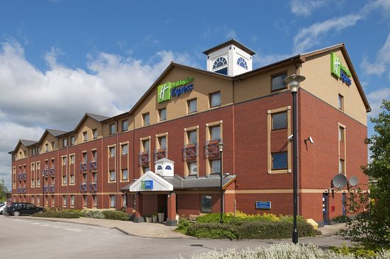 Holiday Inn Express Stoke-on-Trent