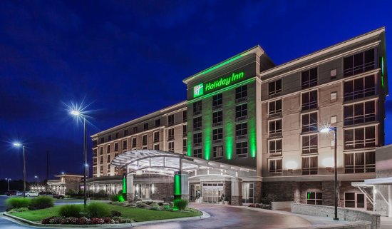 Holiday Inn Ardmore I-35: Exterior